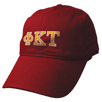 Phi Tau Vintage Red Hat By The Game®