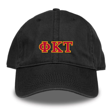New! Phi Tau Black Hat by The Game
