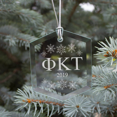 Phi Tau 2019 Limited Edition Holiday Ornament