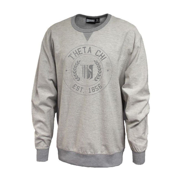 Theta Chi Inside Out Crewneck Sweatshirt