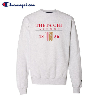 New! Theta Chi Alumni Champion Crewneck