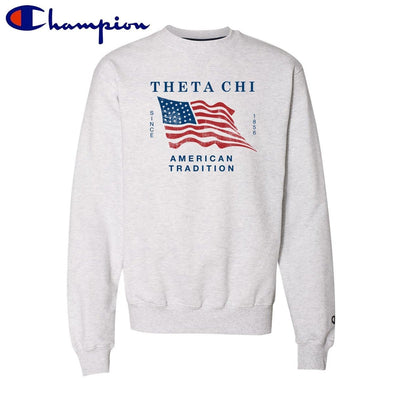 New! Theta Chi American Tradition Champion Crew