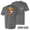 New! Theta Chi Comfort Colors Retriever Flag Tee
