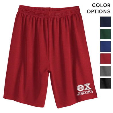 Theta Chi Intramural Athletics Performance Shorts