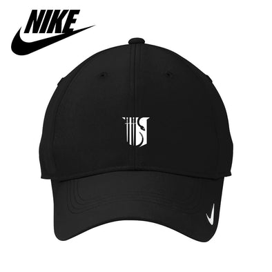 Theta Chi Black Nike Dri-FIT Performance Hat