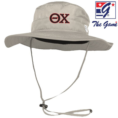 Theta Chi Stone Boonie Hat By The Game ®