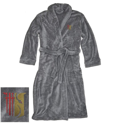 Sale! Theta Chi Charcoal Ultra Soft Robe