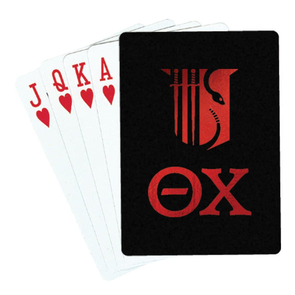 Theta Chi Playing Cards