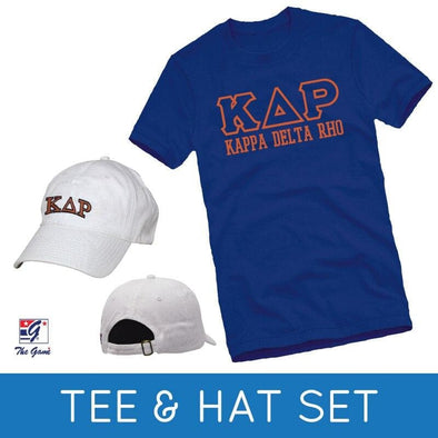 Sale! KDR Tee & Hat Gift Set