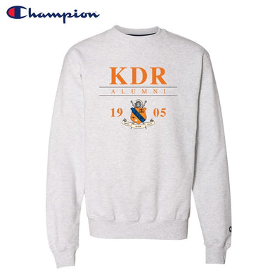 New! KDR Alumni Champion Crewneck