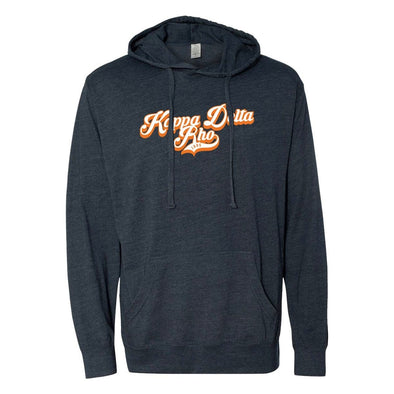 New! KDR Retro Lightweight T-Shirt Hoodie