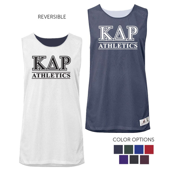 KDR Intramural Athletics Reversible Mesh Tank