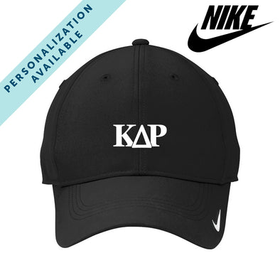 KDR Personalized Black Nike Dri-FIT Performance Hat