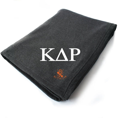 New! KDR Symbol Blanket