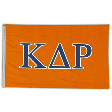 KDR Greek Letter Banner