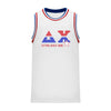 Delta Chi Retro Block Basketball Jersey
