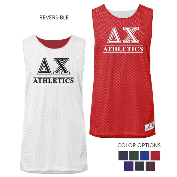 Delta Chi Intramural Athletics Reversible Mesh Tank