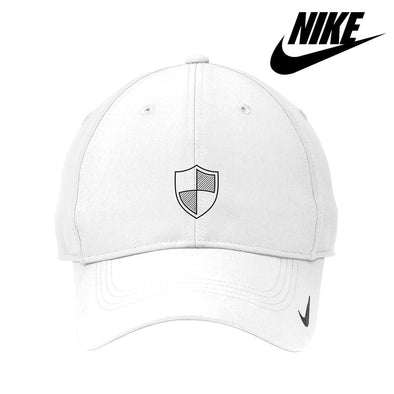 New! Delta Chi  White Nike Dri-FIT Performance Hat