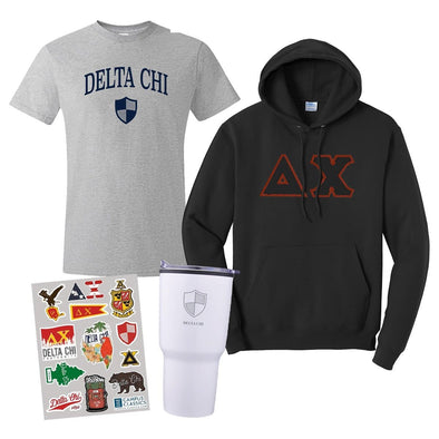 New! Delta Chi Ultimate New Member Bundle
