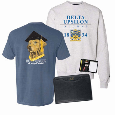 Delta Upsilon Ultimate Graduation Bundle