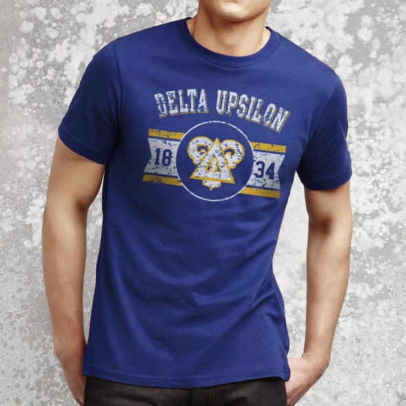 DU Royal Gymnasium Tee