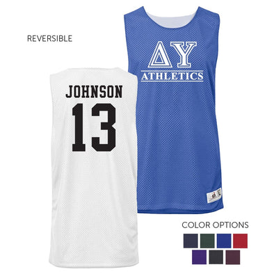 DU Personalized Intramural Athletics Reversible Mesh Tank