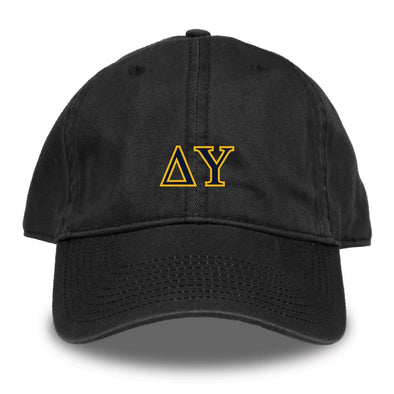 Delta Upsilon Black Hat