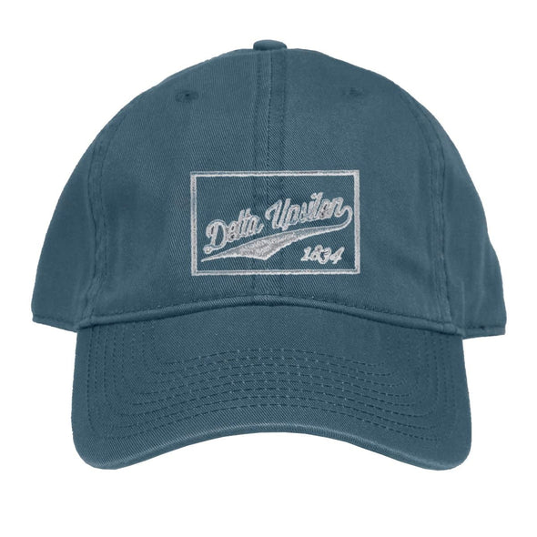 Delta Upsilon Retro Ball Cap