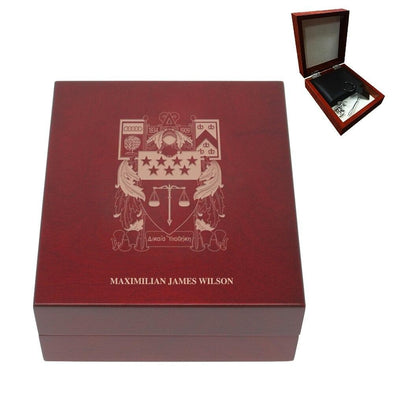 Sale! DU Personalized Rosewood Box