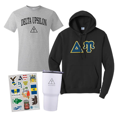 New! Delta Upsilon Ultimate New Member Bundle