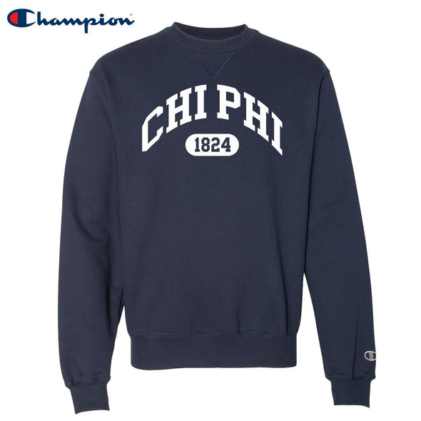 Chi Phi Heavyweight Champion Crewneck Sweatshirt