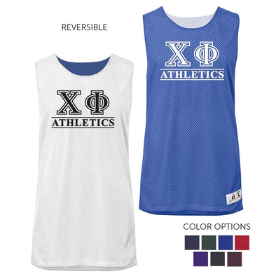 Chi Phi Intramural Athletics Reversible Mesh Tank