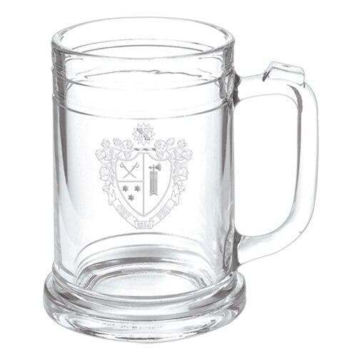 Chi Phi Keepsake Glass Mug