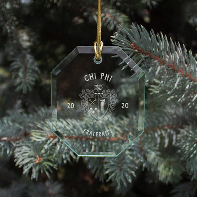 New! Chi Phi 2020 Limited Edition Holiday Ornament