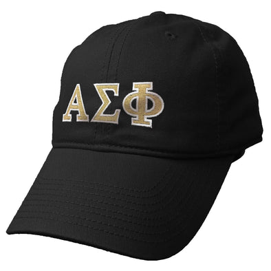 Alpha Sig Black Hat By The Game®