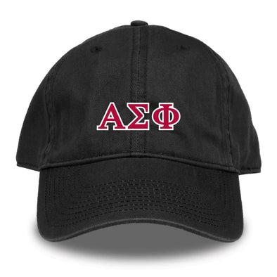 New! Alpha Sig Black Hat by The Game
