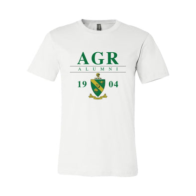 New! AGR Alumni Crest Short Sleeve Tee