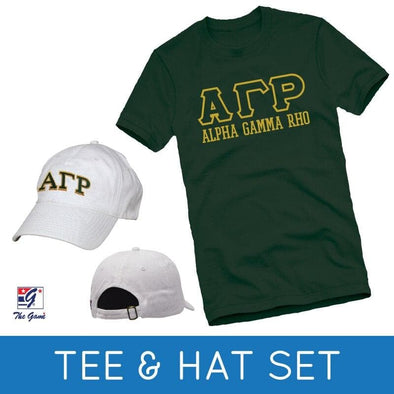 Sale! AGR Tee & Hat Gift Set