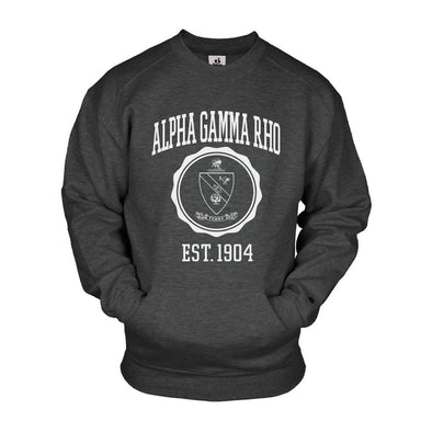 AGR Pocket Crew Sweatshirt