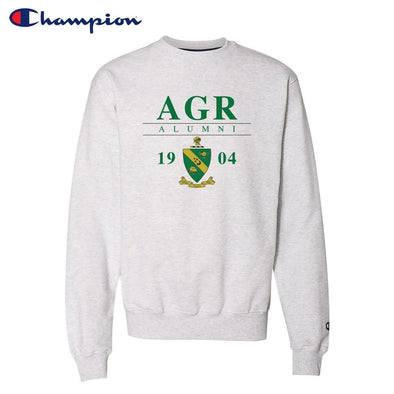 New! AGR Alumni Champion Crewneck