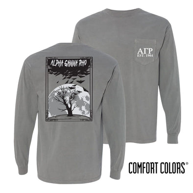 AGR Halloween Night Comfort Colors Tee