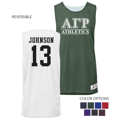 AGR Personalized Intramural Athletics Reversible Mesh Tank