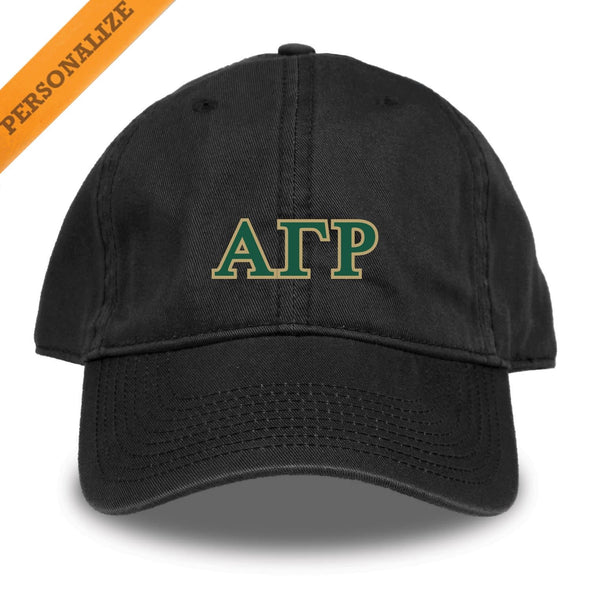 AGR Personalized Black Hat