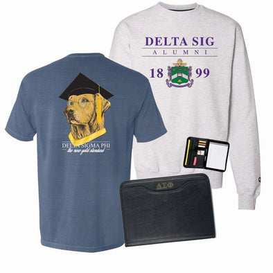 Delta Sig Ultimate Graduation Bundle