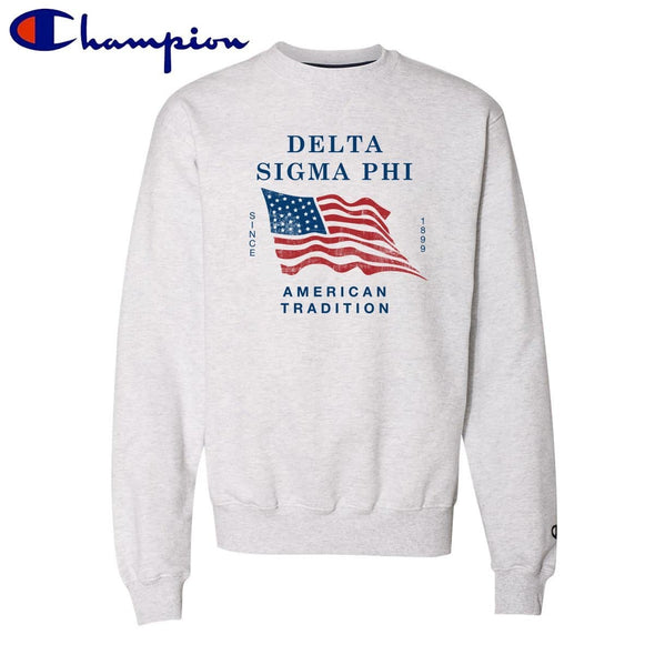 Delta Sig American Tradition Champion Crew