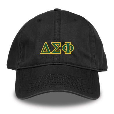 Delta Sig Black Hat by The Game