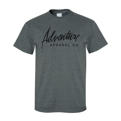 New! Adventure Apparel Logo Tee