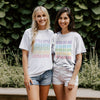 Repeating Rainbow Fam Tees