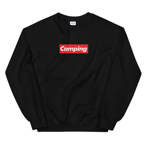 Outside The Box Logo Crewneck
