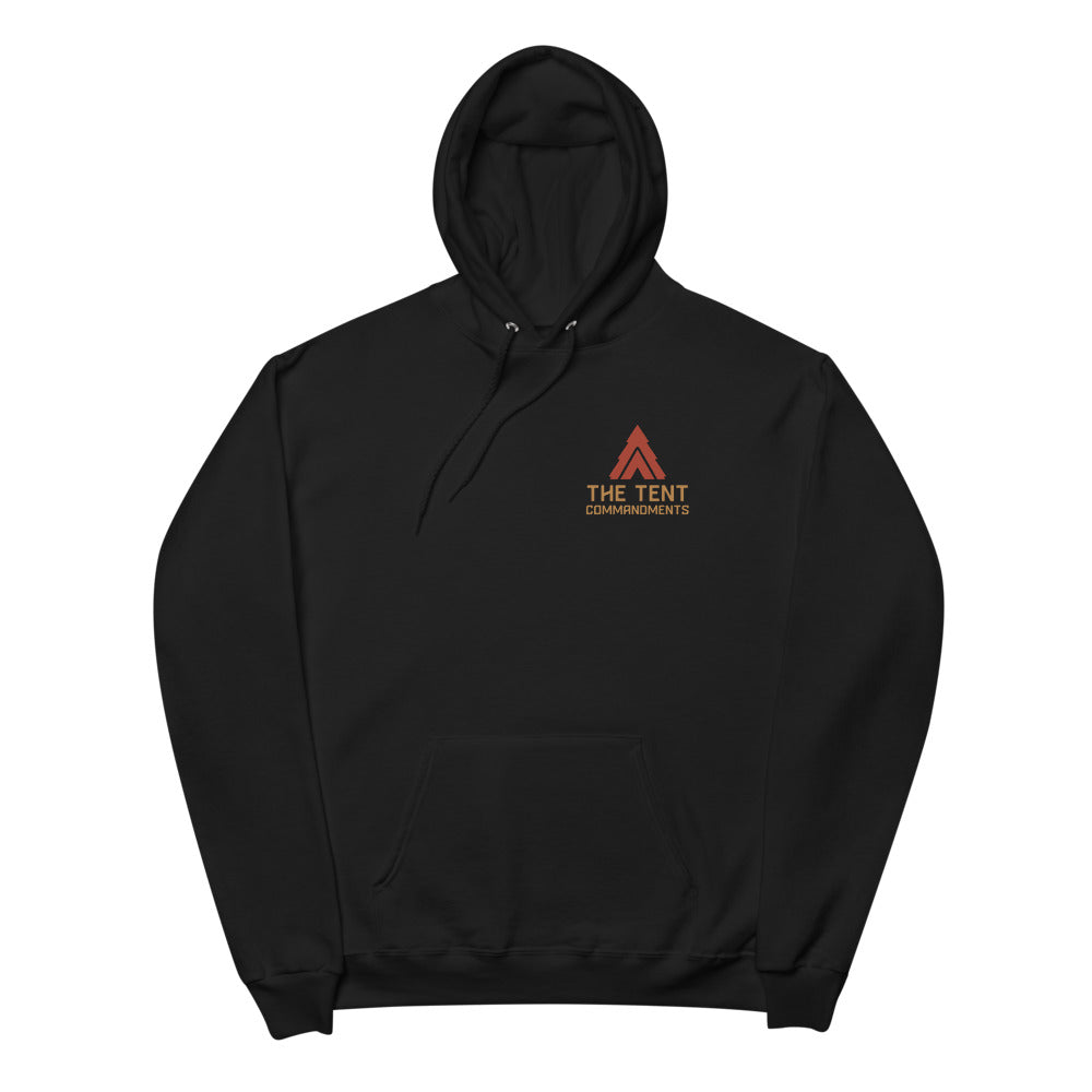 Support Your Local Campground Hoody